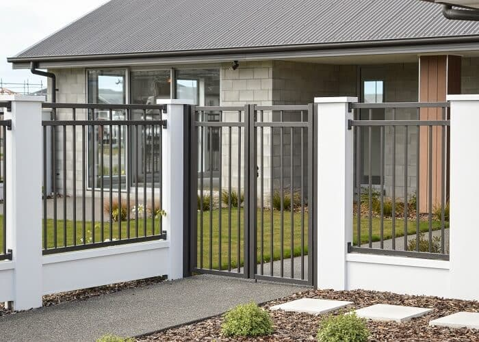 DuraPanel Polo Aluminium Fences